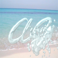 "Create A Beach Themed ""Water Writing"" Look"