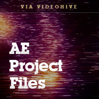 Top 50 After Effects Project Files