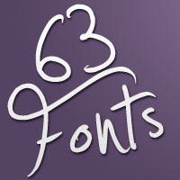 63 Handwritten Fonts