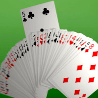 Control A 3D Deck of Cards Like Magic