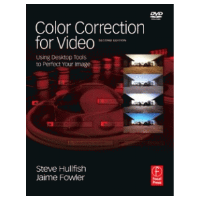 Aetuts+ Book Review: Color Correction For Video