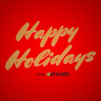 Happy Holidays from Envato!