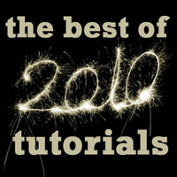 The Massive End of 2010 Aetuts+ Tutorial Roundup