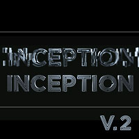 Aetuts+ Hollywood Movie Title Series  Inception v2