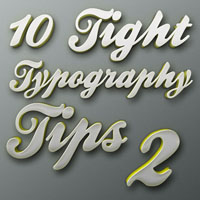 Tight Typography Tips #2  Size Over Scale 