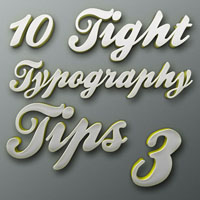 "Tight Typography Tips #3 – ""Give Me Some Space & Stay In Line"""