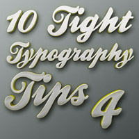 Tight Typography Tips #4  Choose Your Next Move Wisely