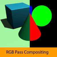 Quick Tip – RGB Pass Compositing In After Effects