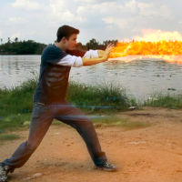 Elemental Combat Series: Flamethrower