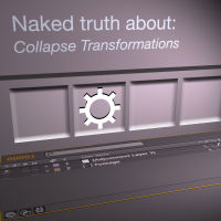The Naked Truth About Collapse Transformations