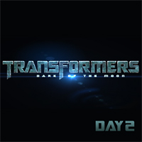Aetuts+ Hollywood Movie Title Series – Transformers – Day 2