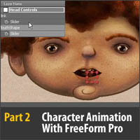 How To Create And Rig A Realistic Puppet Day 2
