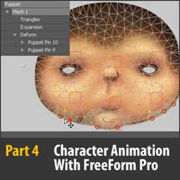 How To Create And Rig A Realistic Puppet Day 4