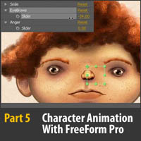 How To Create And Rig A Realistic Puppet Day 5