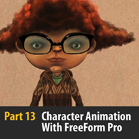 How To Create And Rig A Realistic Puppet Day 13