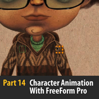 How To Create And Rig A Realistic Puppet Day 14