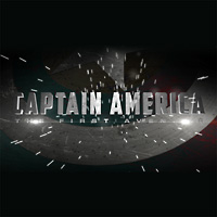 Aetuts+ Hollywood Movie Title Series  Captain America