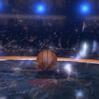 Sink The Shot With A Shattering Basketball Opener