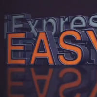 Create A Dynamic 3D Title Intro Using iExpressions And 3D Extruder