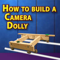DIY &#8211; Create A Camera Dolly Completely From Scratch