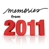 My Top 5 Best Memories From 2011