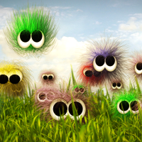 Create Your Own Little Fuzzy Friends