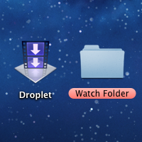 Quick Tip &#8211; Implementing Droplets and Watch Folders