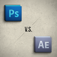 Is Working On Stills Easier in After Effects or Photoshop?
