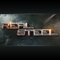 Aetuts+ Hollywood Movie Title Series  Real Steel