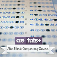 Aetuts+ Quiz #4 – Advanced After Effects