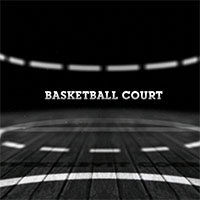 How to Create a Dramatic Basketball Court Scene &#8211; Part 1