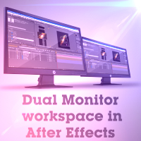 Quick Tip – Dual Monitor Workspace Layout