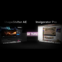 Aetuts+ Plug-in Review: ShapeShifter AE vs Invigorator Pro